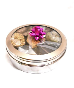 Masala Dabba Spice Box With Popular Spices | Buy Online at The Asian Cookshop.